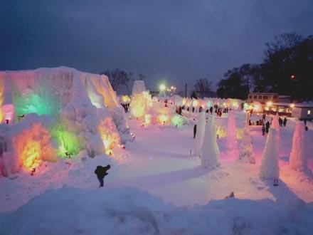 氷濤祭り①