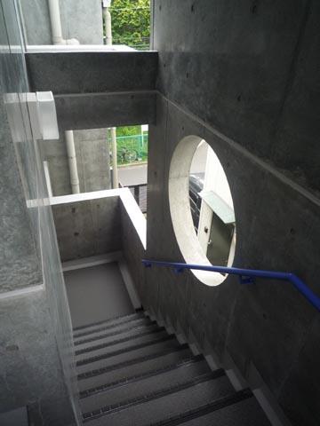 2階階段途中