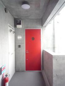 2階外廊下①