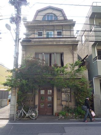 旧忍旅館②