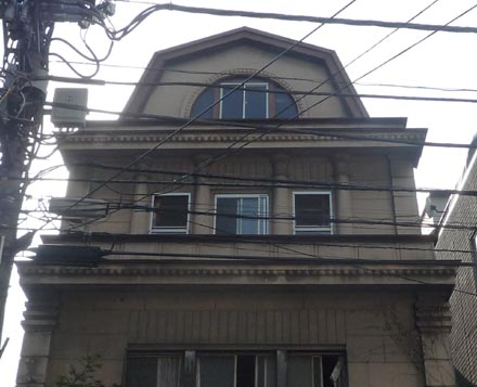 旧忍旅館③