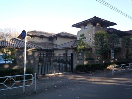 日本聖公会ナザレ修女院ナザレ修道院①