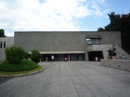国立西洋美術館外観①