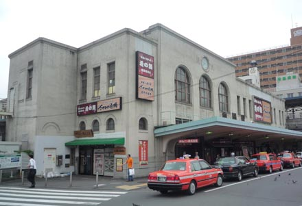 JR両国駅①