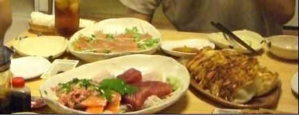 餃子onお皿