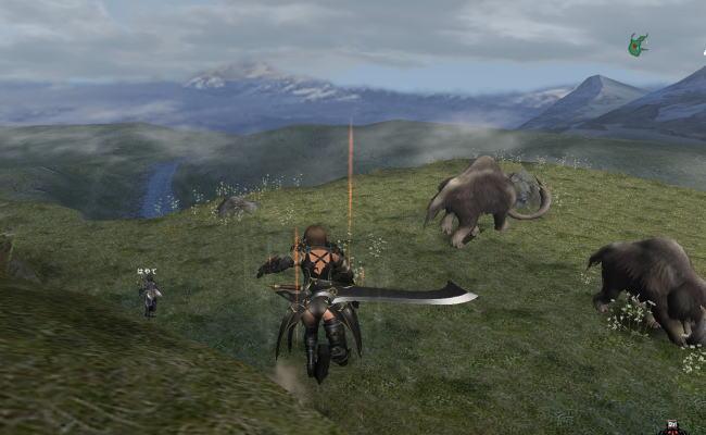 続く狩猟生活3