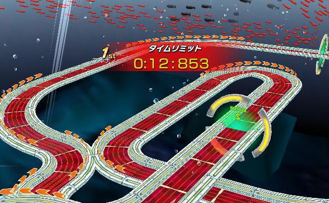 最終コーナー!残り1秒!11