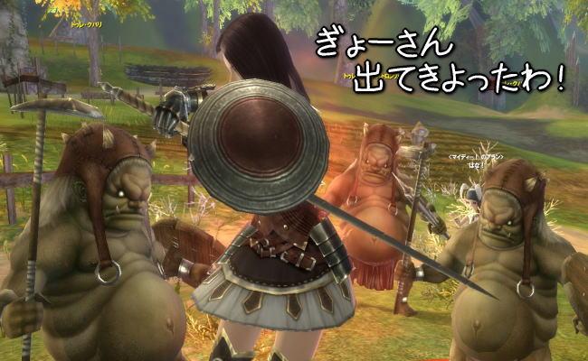 妖精と熊6