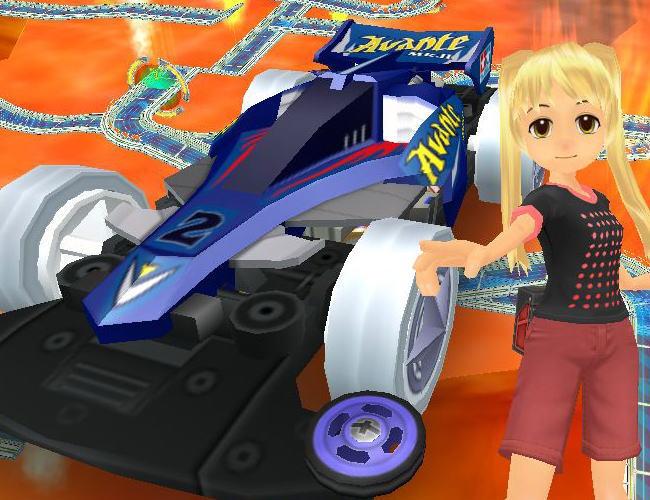 トップレーサー11