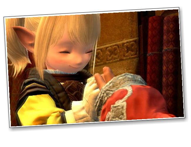 裁縫師と小さな手袋23