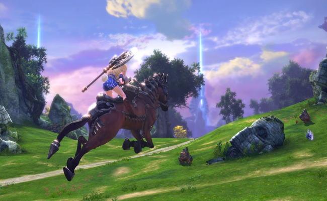 お馬に乗ってどこまでも!11