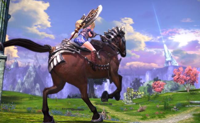お馬に乗ってどこまでも!10