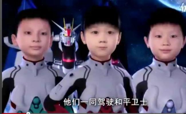 中国ガンダム10