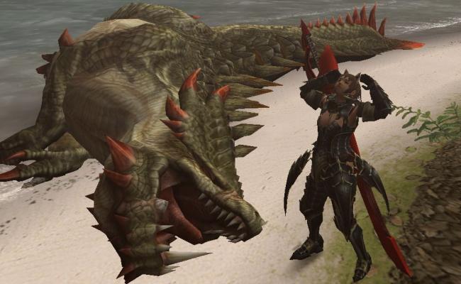 獣竜種16