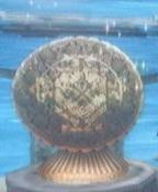 黄金の大コイン