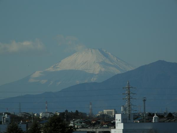 2009初富士