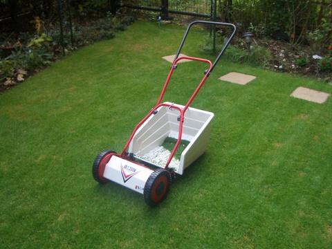 3代目芝刈り機