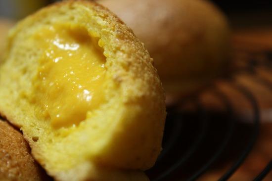 かぼちゃカスタードクッキーパン2