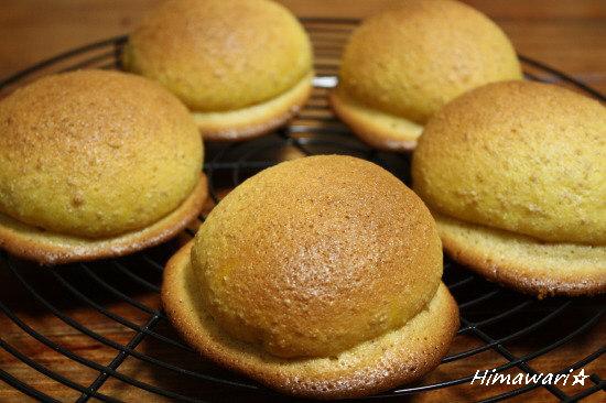 かぼちゃカスタードクッキーパン