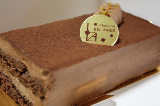 ベルアメール ケーキ1