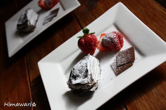 ホワイトチョコミルクレープ3