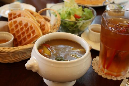 スープカレーセット1