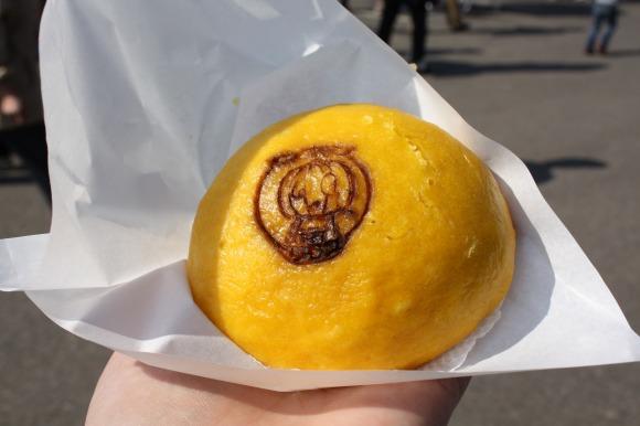 かぼちゃまんじゅう1