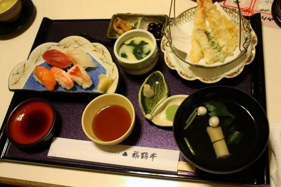 寿司&天ぷら