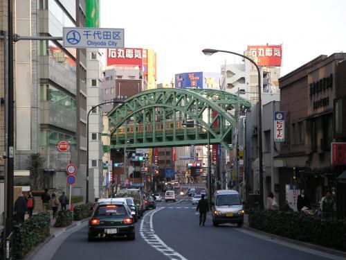 総武線鉄橋