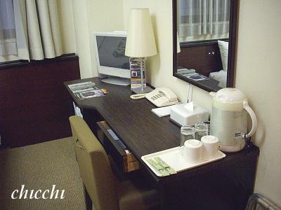 チサンホテル博多 3