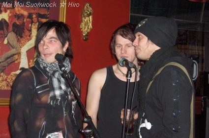 Uniklubi Jarkko Bar Loose 17.11.2008
