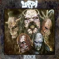 Lordi Deadache kansi