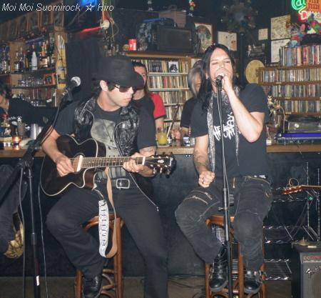 Carmen Gray in Japan 28.05.2009