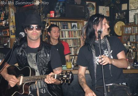 Carmen Gray in Japan 28.05.2009 158