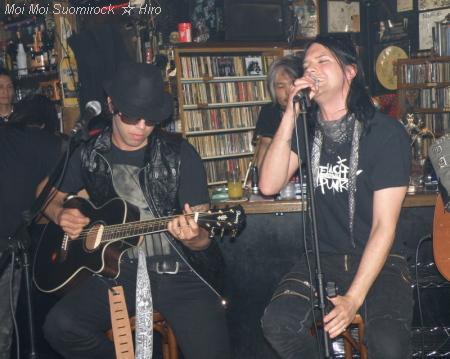 Carmen Gray in Japan 28.05.2009 170