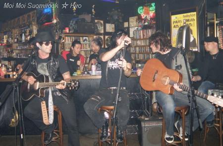 Carmen Gray in Japan 28.05.2009 167