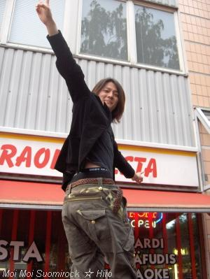 Mr.Perkele Karaokemesta Kannelmäki 27.06.2009