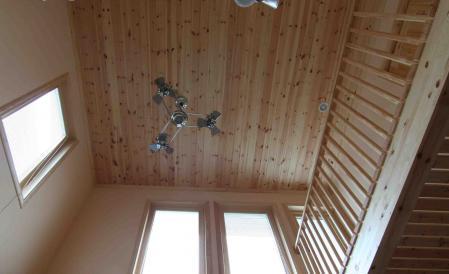 TKsama ceiling