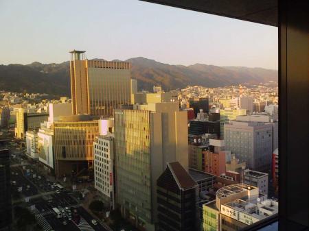 神戸市役所からの風景