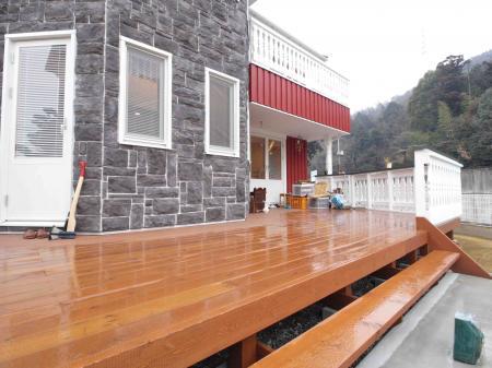 wide deck t sama