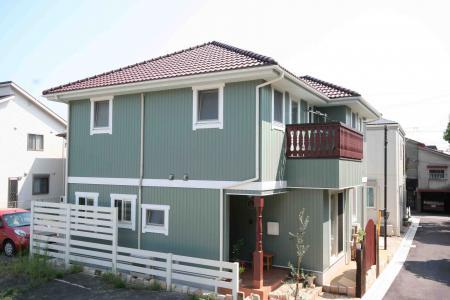Fsama facade