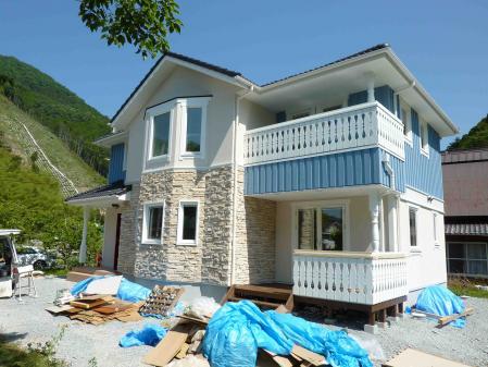 K sama residence under construction