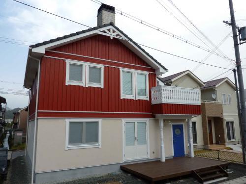 facade T sama residence