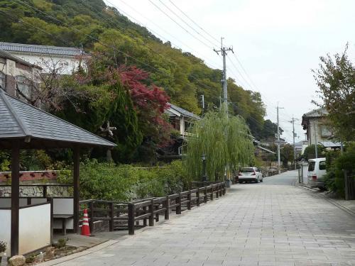 sight under tatuno castle