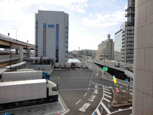 kyobashi parking area