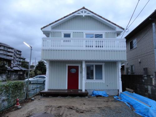 facade mo house