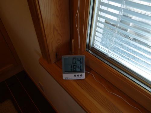 今日の温度