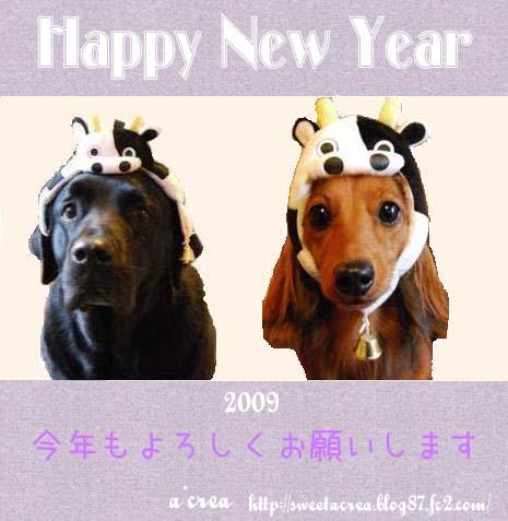 新年ごあいさつ