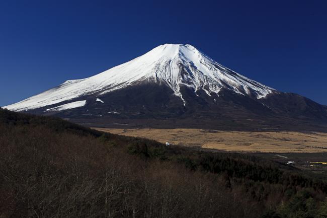 石割山富士-1