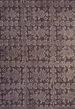 天野博物館チャンカイ1(刺繍)